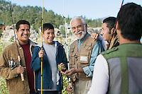 Family of Fishermen