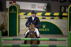 Duguet Romain, SUI, Tipsy Girl Loisel<br /> Indoor Brabant - Den Bosch 2017<br /> © Dirk Caremans