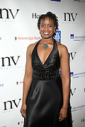 Arva Rice at The 2009 NV Awards: A Salute to Urban Professionals sponsored by Hennessey held at The New York Stock Exchange on February 27, 2009 in New York City. ....