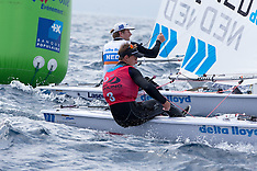 2015  ISAf SWC | Laser | day 4