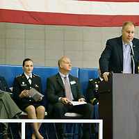 Libby Ezell | BUY AT PHOTOS.DJOURNAL.COM<br /> Congressman Trent Kelly was the host of Saturday's Military Service Academy Day having served for over 30 years himself