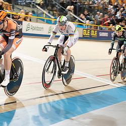 22-12-2019: Wielrennen: NK Baan Omnium: Apeldoorn <br />Kirsten Wild, Nina Kessler