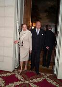 PHILIMENE D'ROBERT, Legion d'honneur awards. Elysee Palace, Presidence. Rue du Faubourg. 50 Rue de la Bienfaisance. Paris. 07 April 2010