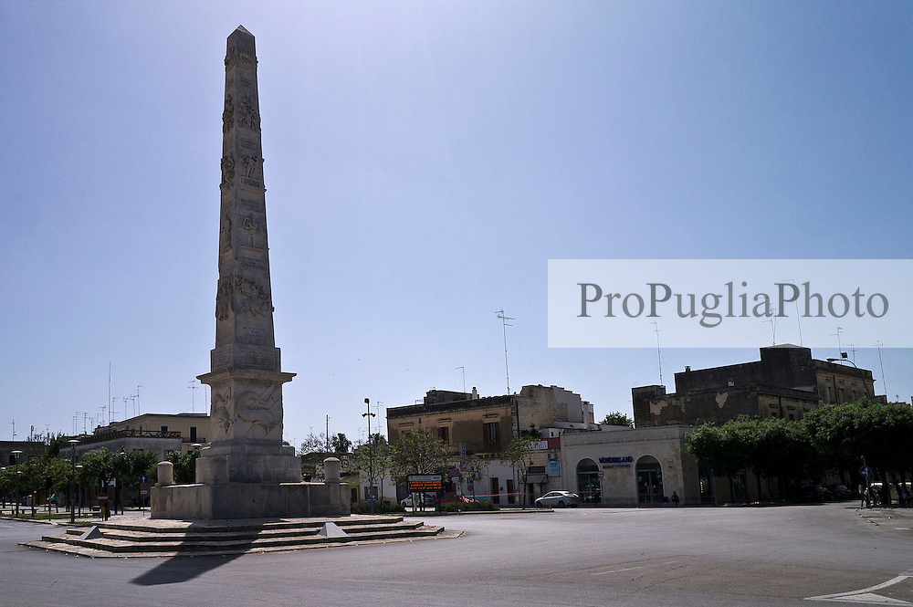 Lecce - Strade