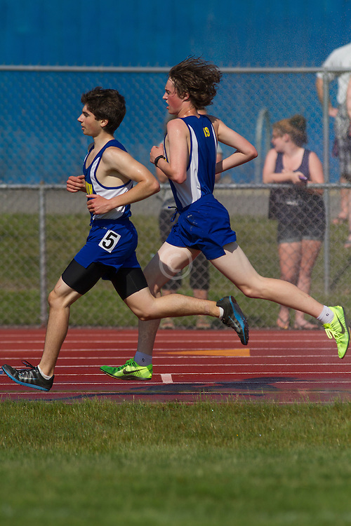 boys 3200 meters, Maine State Track & FIeld Meet - Class B
