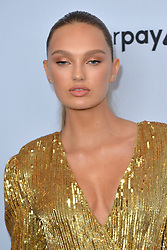 September 5, 2019, New York, NY, USA: September 5, 2019  New York City..Romee Strijd attending The Daily Front Row Fashion Media Awards arrivals on September 5, 2019 in New York City. (Credit Image: © Kristin Callahan/Ace Pictures via ZUMA Press)