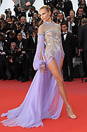 14.05.2018; Cannes, France: NASTASHA POLY<br /> attends the premiere of &ldquo;Blackkklansman&rdquo; at the 71st Cannes International Film Festival in Cannes.<br /> Mandatory Photo Credit: &copy;NEWSPIX INTERNATIONAL<br /> <br /> IMMEDIATE CONFIRMATION OF USAGE REQUIRED:<br /> Newspix International, 31 Chinnery Hill, Bishop's Stortford, ENGLAND CM23 3PS<br /> Tel:+441279 324672  ; Fax: +441279656877<br /> Mobile:  07775681153<br /> e-mail: info@newspixinternational.co.uk<br /> Usage Implies Acceptance of Our Terms &amp; Conditions<br /> Please refer to usage terms. All Fees Payable To Newspix International