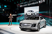 Event - China Auto Show | Location - Shanghai, China | Client - Porsche | Agency - RightLight Media