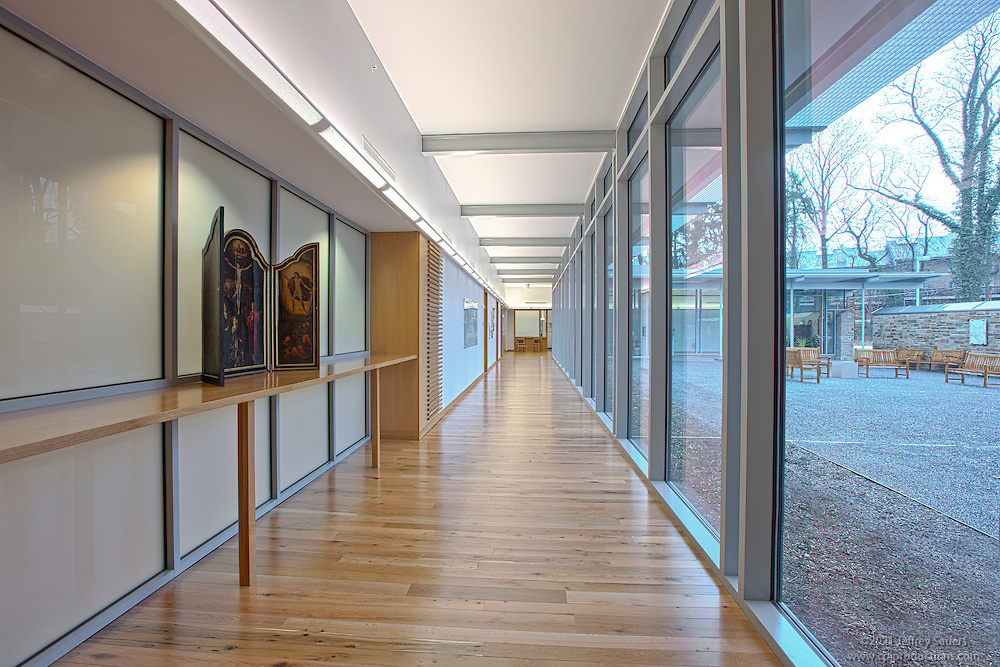 Baltimore Jesuit Community Colombier Senior living Center Photography