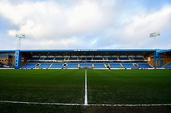 A general view of The Medway Priestfield Stadium  prior to kick off  - Mandatory by-line: Ryan Hiscott/JMP - 12/03/2019 - FOOTBALL - The Medway Priestfield Stadium - Gillingham, England - Gillingham v Bristol Rovers - Sky Bet League One