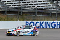 #2 Colin Turkington Team BMW BMW 125i M Sport during BTCC Race 1  as part of the Dunlop MSA British Touring Car Championship - Rockingham 2018 at Rockingham, Corby, Northamptonshire, United Kingdom. August 12 2018. World Copyright Peter Taylor/PSP. Copy of publication required for printed pictures.