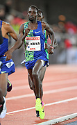 Ali Kaya (TUR) places ninth in the 10,000m in 27:53.39. during the Bauhaus-Galan in a IAAF Diamond League meet at Stockholm Stadium in Stockholm, Sweden on Thursday, May 30, 2019. (Jiro Mochizuki/Image of Sport)