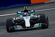 Valtteri Bottas of Mercedes AMG Petronas during the Austrian Formula One Grand Prix qualifying session at the Red Bull Ring, Spielberg<br /> Picture by EXPA Pictures/Focus Images Ltd 07814482222<br /> 08/07/2017<br /> *** UK &amp; IRELAND ONLY ***<br /> <br /> EXPA-EIB-170708-0001.jpg