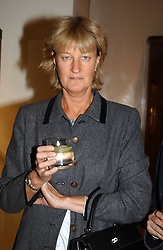 BARONESS VON WESTENHOLTZ at a party to celebrate the publication of 'Last Voyage of The Valentina' by Santa Montefiore at Asprey, 169 New Bond Street, London W1 on 12th April 2005.<br /><br />NON EXCLUSIVE - WORLD RIGHTS