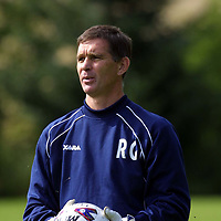 St Johnstone training...24.08.01<br />
