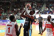 Paul Stephan Biligha<br /> Openjobmetis Pallacanestro Varese - Vanoli Cremona<br /> Lega Basket Serie A 2016/2017<br /> Varese 30/04/2017<br /> Foto Ciamillo-Castoria