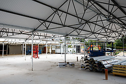 Progress update four weeks into building works at Almondsbury Garden Centre - Photo mandatory by-line: Rogan Thomson/JMP - 07966 386802 - 03/08/2015 - PR -  Almondsbury Garden Centre - Bristol, England.