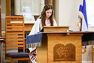 Rebecca Bat Mitzvah