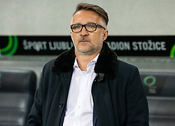Fabijan Komljenović of Olimpija during Football match between NK Olimpija and NK Maribor in 23rd Round of Prva liga Telekom Slovenije 2018/19 on March 16, 2019, in SRC Stozice, Ljubljana, Slovenia. Photo by Vid Ponikvar / Sportida