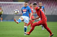 Piotr Zielinski Napoli <br /> Napoli 15-09-2018 Stadio San Paolo Football Calcio Serie A 2018/2019 Napoli - Fiorentina <br /> Foto Andrea Staccioli / Insidefoto
