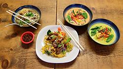 Deliveroo:<br /> <br /> Mali Thai Street Food, 461a High Street, Lincoln, LN5 8JA<br /> <br /> Picture: Chris Vaughan/Chris Vaughan Photography<br /> Date: December 20, 2017