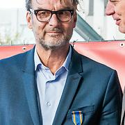 NLD/Amsterdam/20181102 - Koningin Máxima bezoekt Stichting 113 Zelfmoordpreventie, Jan Mokkenstorm