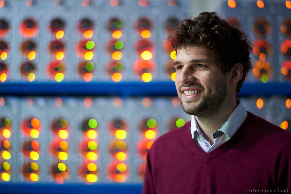 Marco Streng, CEO Genesis Group / Co-founder Genesis Mining