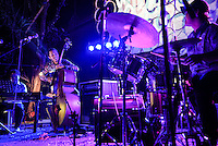 Underground Jazz Movement performing at Ubud Village Jazz Festival, 7/8/2015.