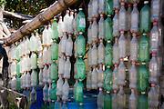 Carmopolis de Minas_MG, Brasil...Reciclagem de garrafa pet em Carmopolis de Minas...Pet bottles recycling in Carmopolis de Minas. ..Foto: LEO DRUMOND / NITRO