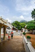 Tiruvannamalai, Tamil Nadu, India. The sacred. Arunachala Hill in the background