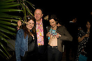 CAREY LEITZES; JOHNNY PIGOZZI; TIERNEY GIERON, Rodarte Poolside party to show their latest collection. Hosted by Kate and Laura Muleavy, Alex de Betak and Katherine Ross.  Chateau Marmont. West  Sunset  Boulevard. Los Angeles. 21 February 2009 *** Local Caption *** -DO NOT ARCHIVE -Copyright Photograph by Dafydd Jones. 248 Clapham Rd. London SW9 0PZ. Tel 0207 820 0771. www.dafjones.com<br /> CAREY LEITZES; JOHNNY PIGOZZI; TIERNEY GIERON, Rodarte Poolside party to show their latest collection. Hosted by Kate and Laura Muleavy, Alex de Betak and Katherine Ross.  Chateau Marmont. West  Sunset  Boulevard. Los Angeles. 21 February 2009
