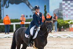 Marjan Hooge - Fulltime<br /> European Championships Dressage Junior and Young Riders 2014<br /> © DigiShots