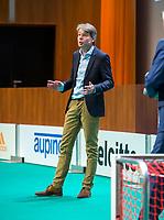UTRECHT - KNHB directeur Erik Gerritsen. Nationaal Hockey Congres van de KNHB, COPYRIGHT KOEN SUYK