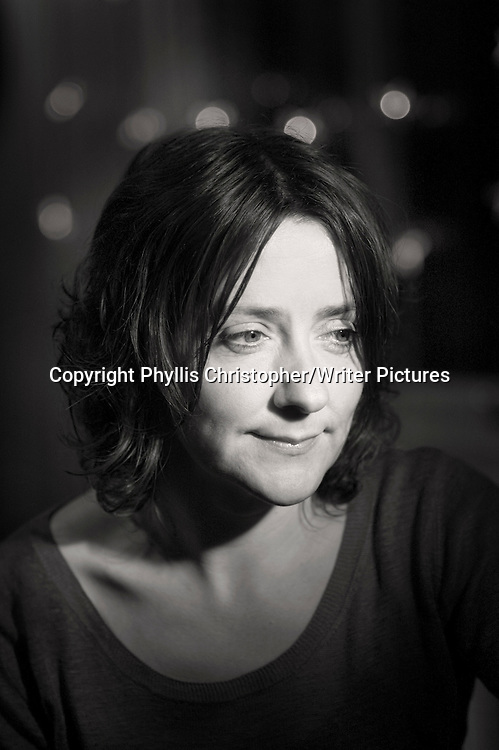 Colette Bryce, British Poet. Photographed in Newcastle, England. 15th September 2010<br /> <br /> Photograph by Phyllis Christopher/Writer Pictures<br /> <br /> WORLD RIGHTS