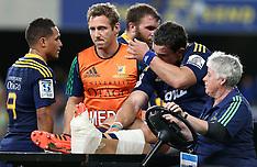 Dunedin-Rugby, Super 15, Highlanders v Waratahs