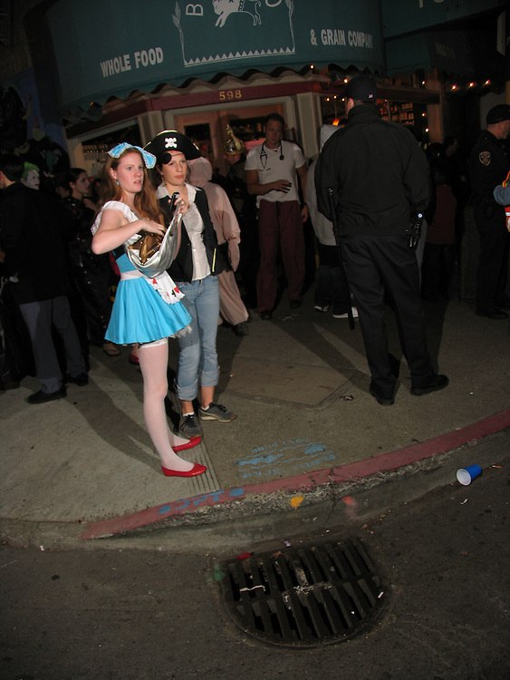 Halloween in The Castro, San Francisco, CA.