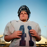 Texas peewee Football for Texas Monthly