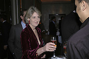 Countess Alexander of Tunis, Charles Finch and Weidenfeld and Nicolson host a party to celebrate the publication of 'Dancing Into Battle' by Nick Foulkes. The Westbury Hotel, Conduit St. London. 14 December 2006. ONE TIME USE ONLY - DO NOT ARCHIVE  © Copyright Photograph by Dafydd Jones 248 CLAPHAM PARK RD. LONDON SW90PZ.  Tel 020 7733 0108 www.dafjones.com