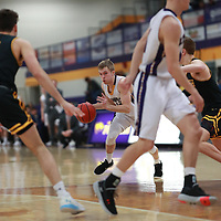 Men's Basketball: University of Wisconsin-Stevens Point Pointers vs. University of Wisconsin-Oshkosh Titans