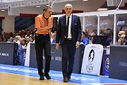 Pancotto Cesare,Attard Manuel<br /> Happy Casa Brindisi - Acqua S.Bernardo Cantu<br /> Legabasket SerieA 2019 - 2020<br /> Brindisi 26/09/2019<br /> Foto Michele Longo // CIAMILLO-CASTORIA