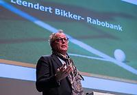 UTRECHT - Leendert Bikker van Rabobank, Nationaal Hockey Congres van de KNHB, COPYRIGHT KOEN SUYK