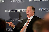 T. Boone Pickens, Chairman & CEO,  BP Capital,  speaking during The Wall Street Journal Viewpoints Executive Breakfast Series at the Loews Regency Hotel in New York on Sept. 9, 2008.  (photo by Gabe Palacio)