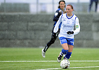 Fotball<br /> Norge<br /> 09.04.2012<br /> Foto: Morten Olsen, Digitalsport<br /> NORWAY ONLY<br /> <br /> Treningskamp kvinner<br /> Stabæk v Sarpsborg<br /> <br /> Andrea Thun - Sarpsborg
