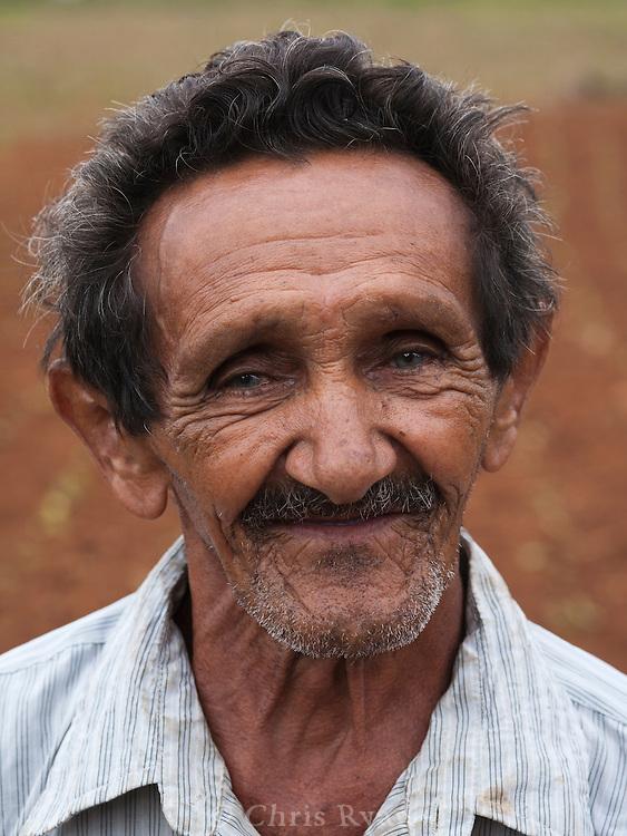 Tobacco farmer, Vinales Valley, Cuba