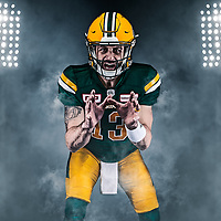 Mike Reilly is a Canadian football quarterback for the Edmonton Eskimos of the Canadian Football League. He was the starting quarterback for the Eskimos when they won the 103rd Grey Cup and was named the Grey Cup Most Valuable Player