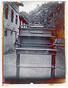 early 1900s product photo of bureau