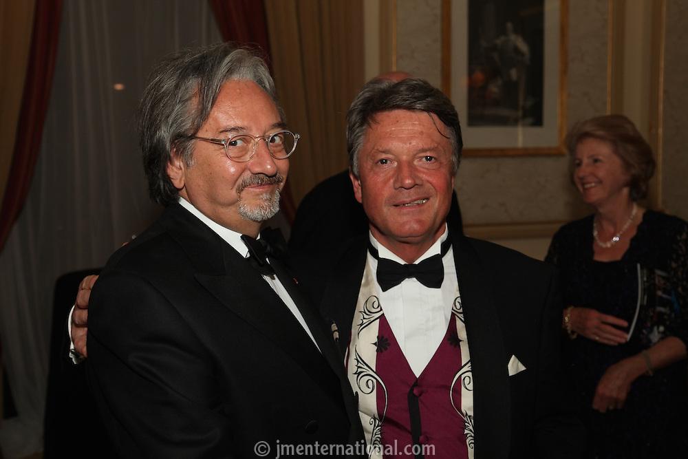 Fran Nevrkla and Rob Dickins
