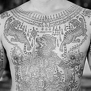 Le Yantra, ou l'art du tatouage magique All