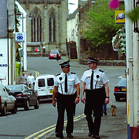 Police report...2.7.99.<br />