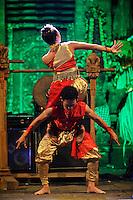 Dance performance at the Bali Spirit Festival, 22/3/2013.